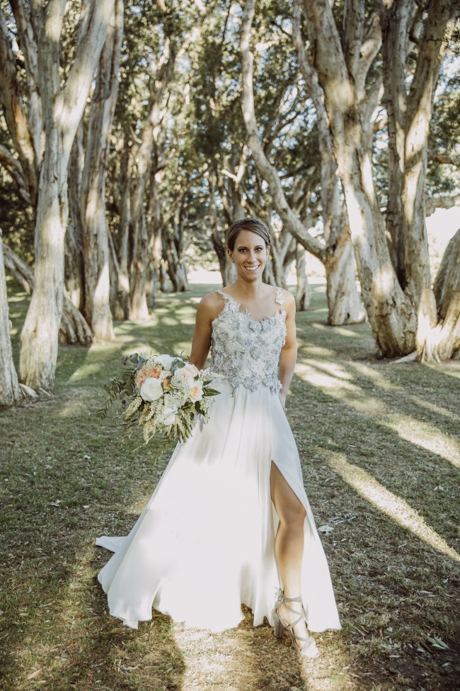 Moira Hughes, The Charlotte Wedding Dress