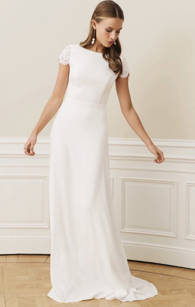 By Malina Blanca Gown
