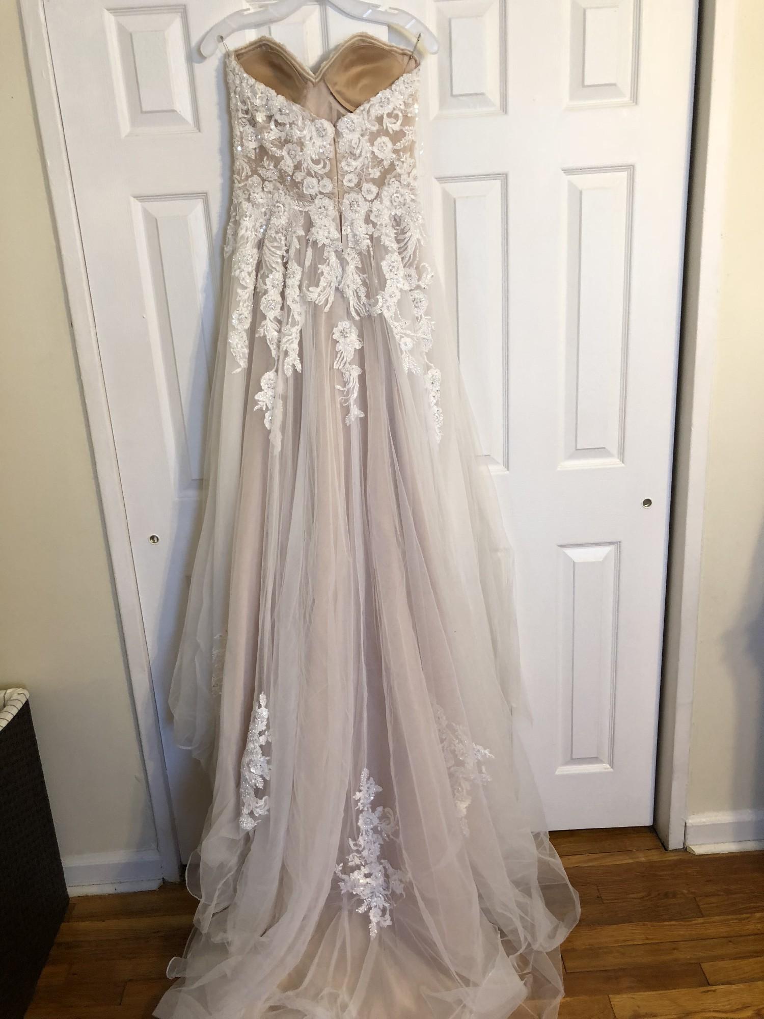 Rk Bridal Rk101 Used Wedding Dress Save 33 Stillwhite