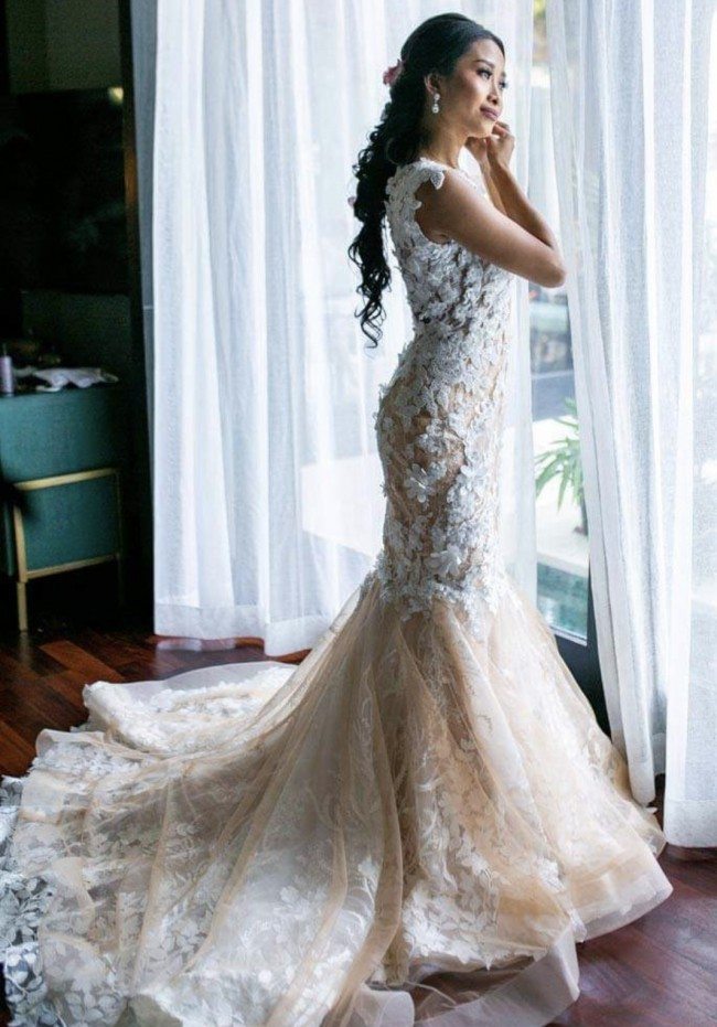 Bella Victoria Bridal M193