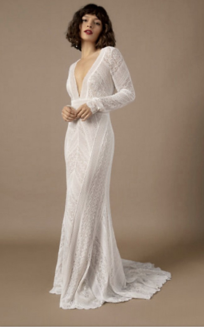 Watters Wtoo Summer Gown