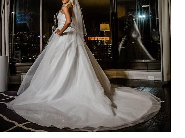 Alfred Angelo Cinderella 205 Preloved Wedding Dress On
