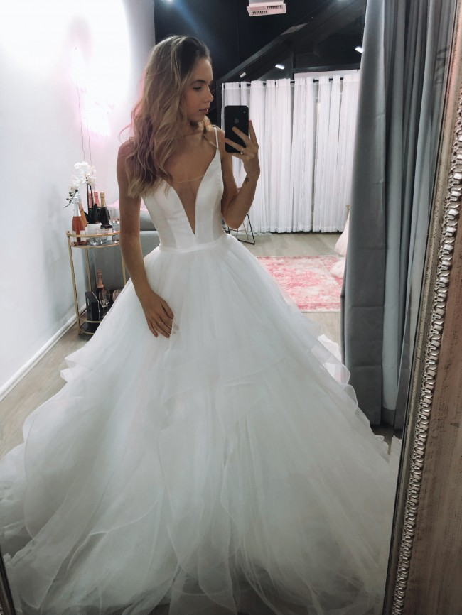 Custom Gown, Ball Gown