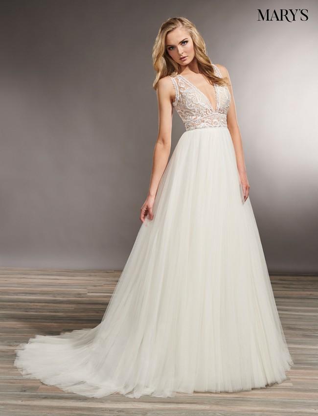 Marys Bridal MB5012