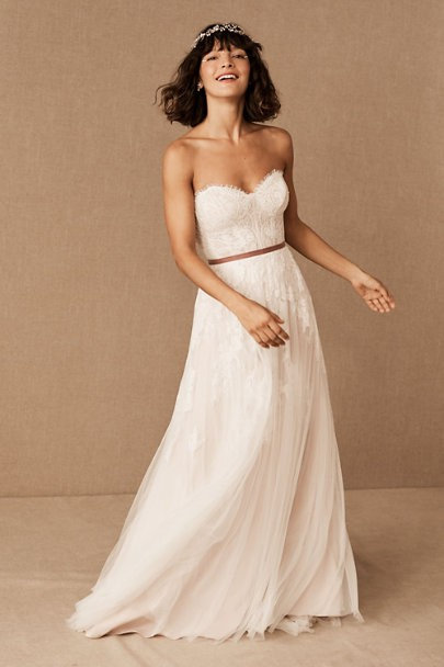 Willowby Geranium Gown