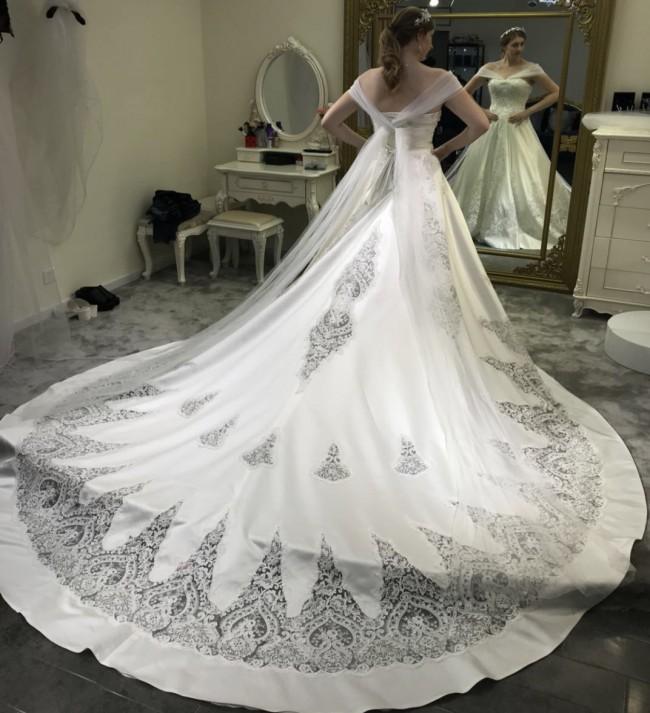 Ball Gown Custom Made