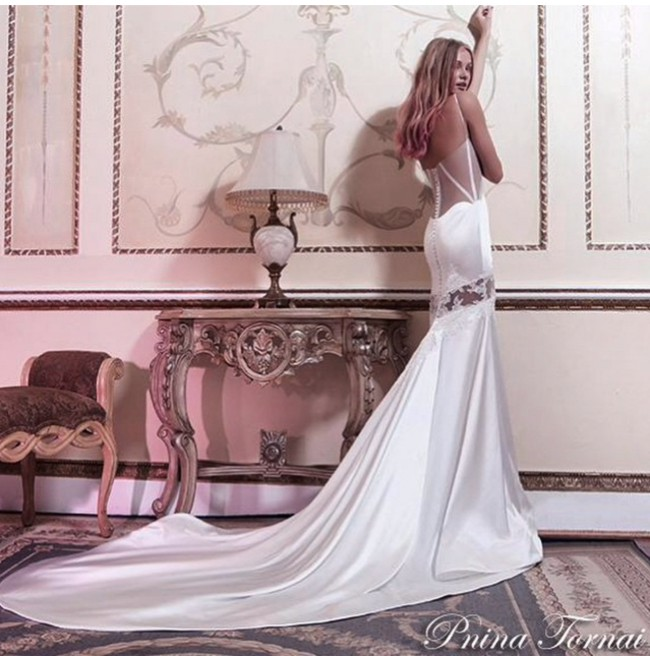 Pnina Tornai, Custom from the ahead of it's time Butterfly