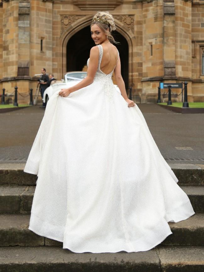 Berta, 17-111 Berta Bridal Wedding Gown