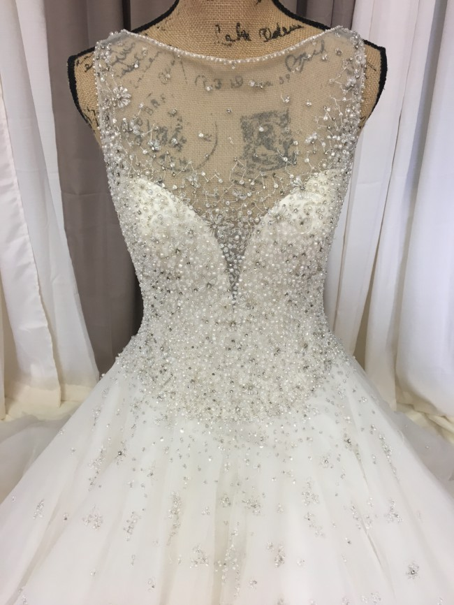 Mary's Bridal Couture 6235