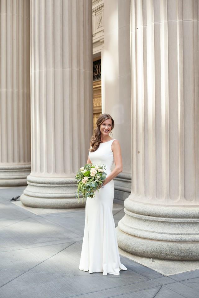 Theia Devon 890238 Preloved Wedding Dress On Sale 53 Off