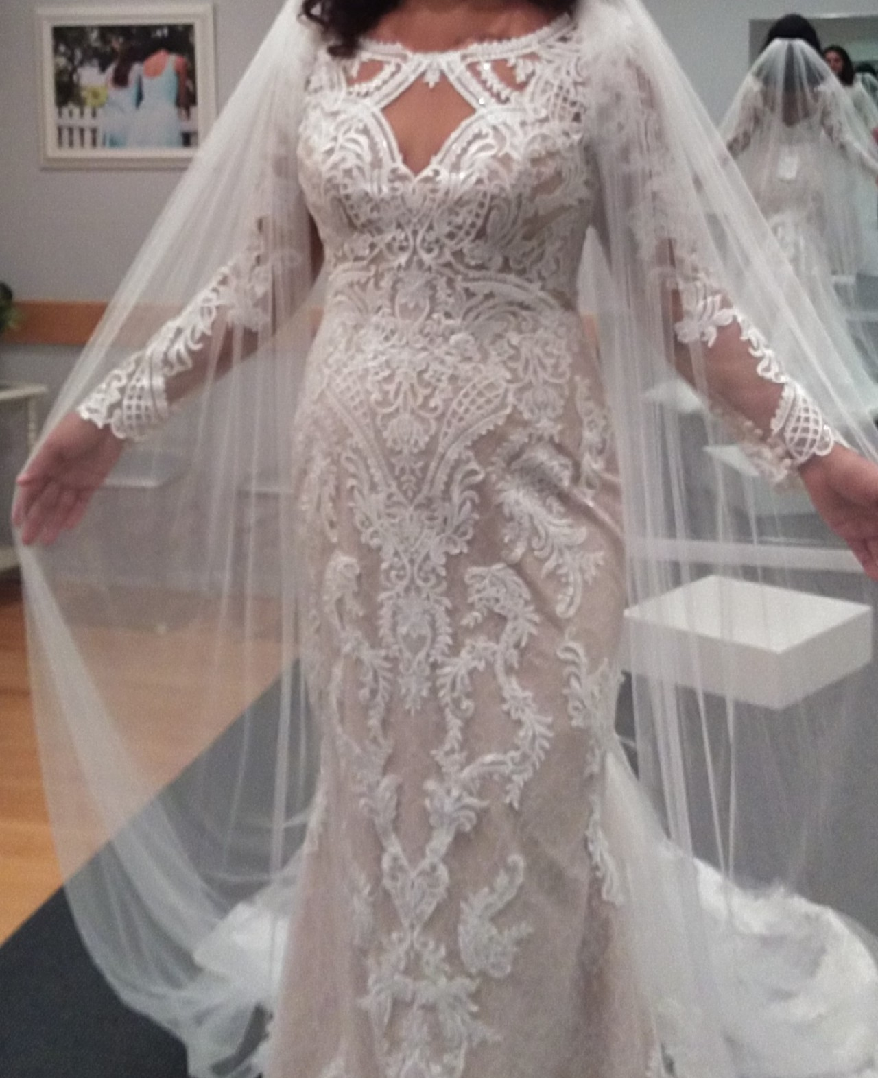 Cheap Wedding Dresses Mn: Maggie Sottero Cheyenne New Wedding Dress On Sale 24% Off
