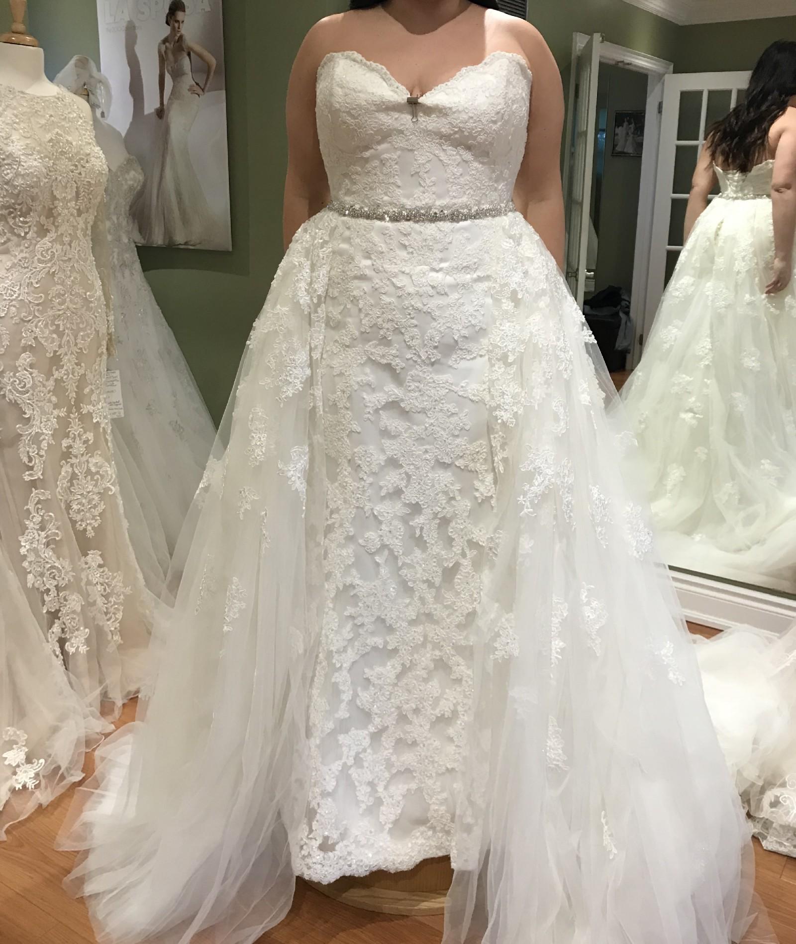 Maggie Sottero 12003555 & 164256118 New Wedding Dress On