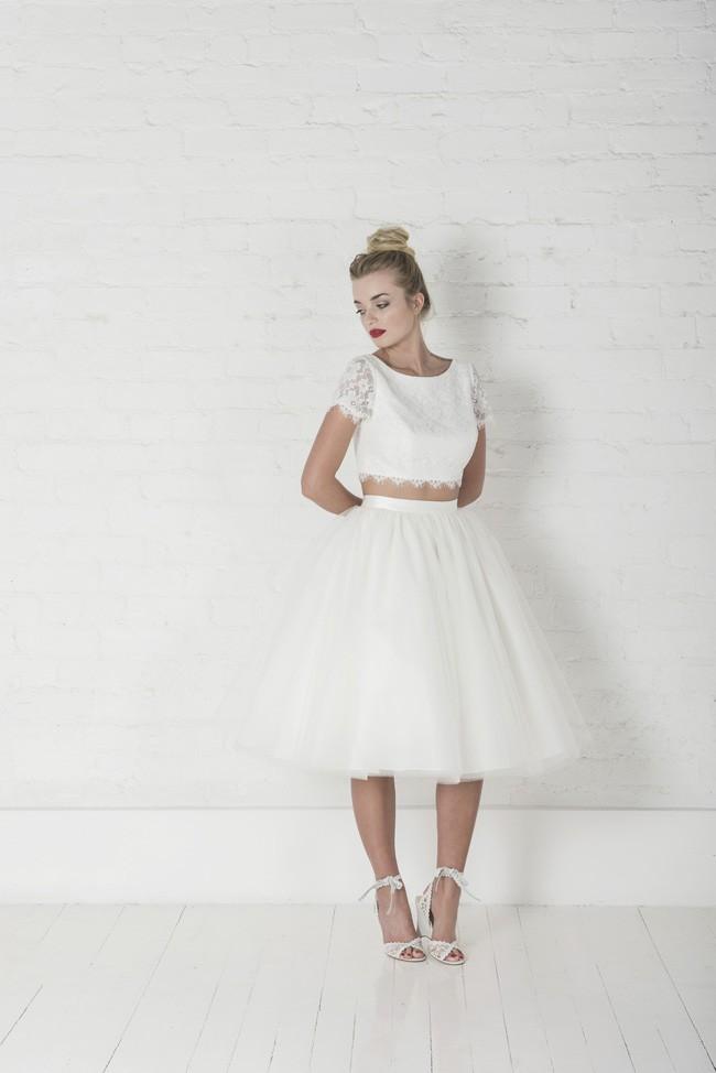 Charlotte Balbier Pippa skirt