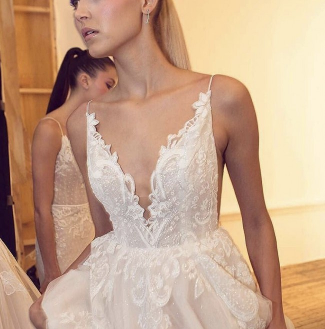 Hayley Paige Nash gown style 6904