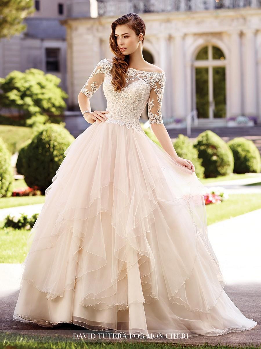 David Tutera 117292 Aurelia Used Wedding Dress Save 80 Stillwhite,Western Dress For Wedding