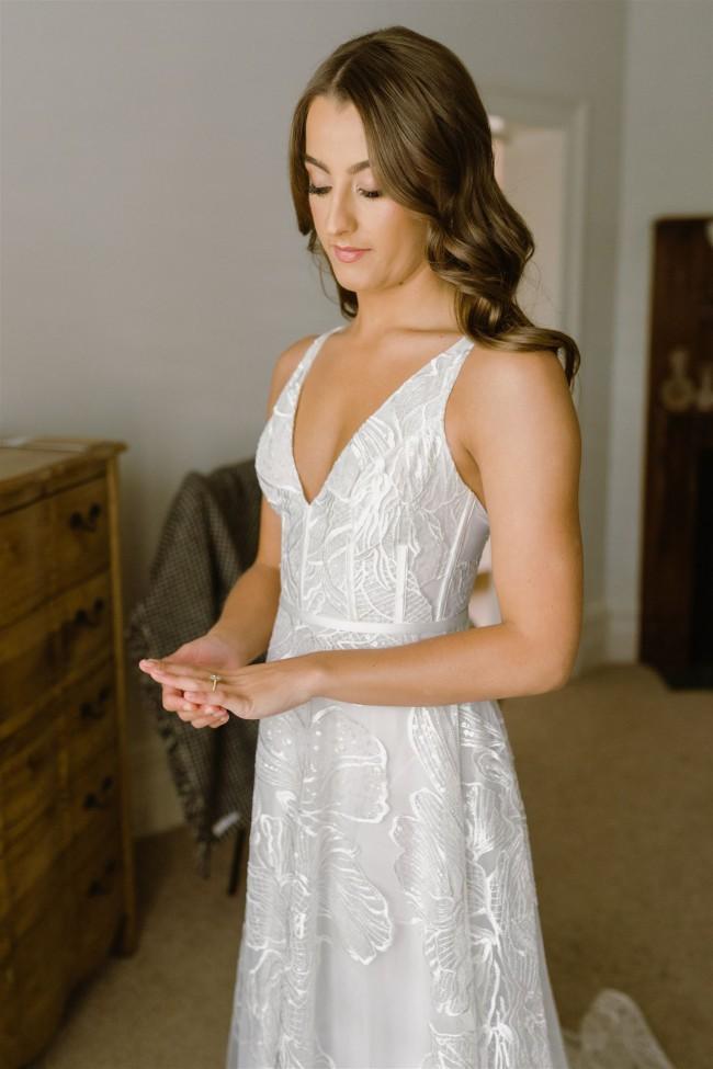 Suzanne Harward Tora Gown