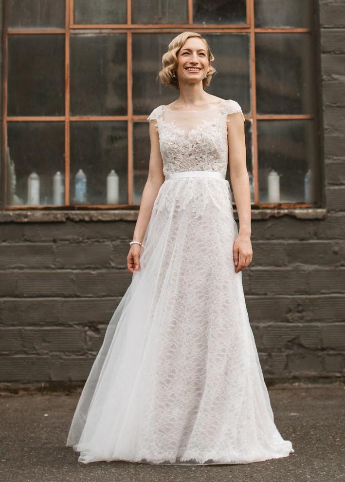 Watters Farah Used Wedding Dress on Sale 78% Off – Stillwhite