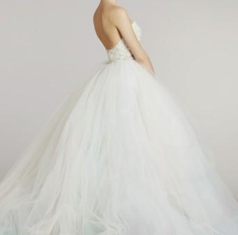 Idora Bridal 3D Lace & Pearl