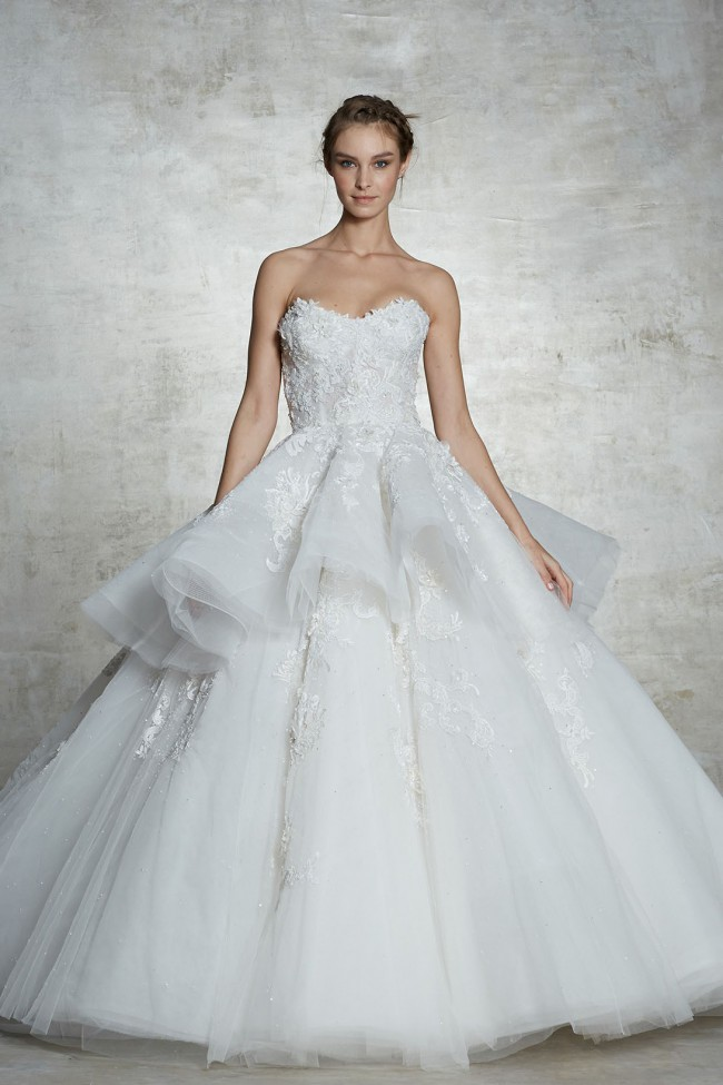 Marchesa,  Wedding Gown