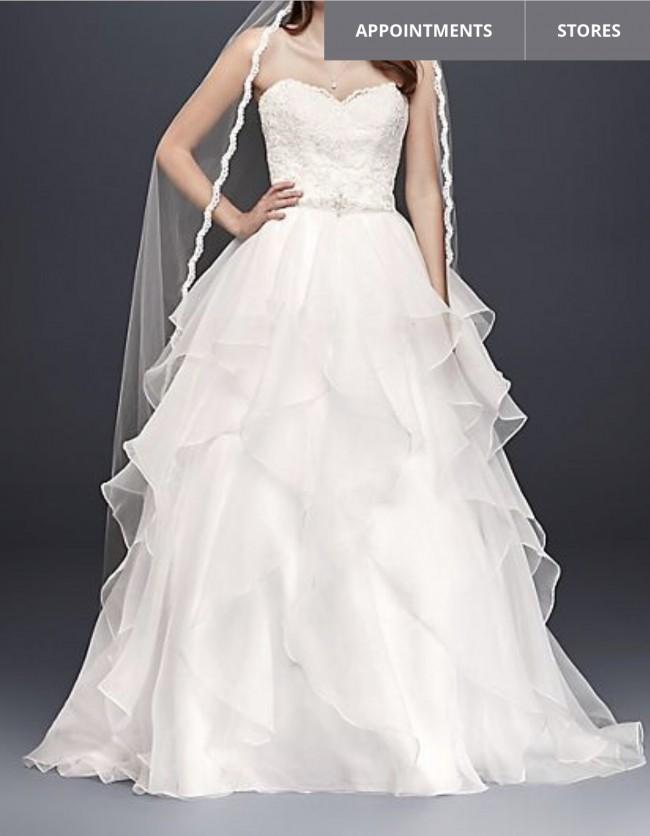 David's Bridal, WG3830