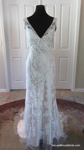 Allure Bridals 9116