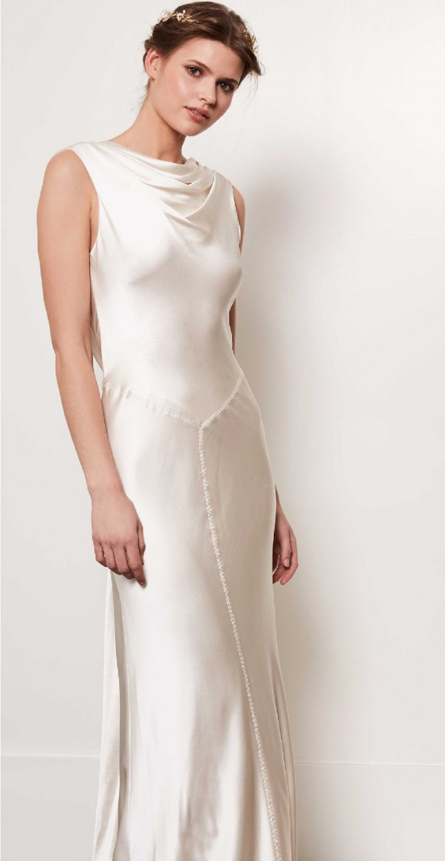 Amanda Wakeley Ianthe Wedding Dress