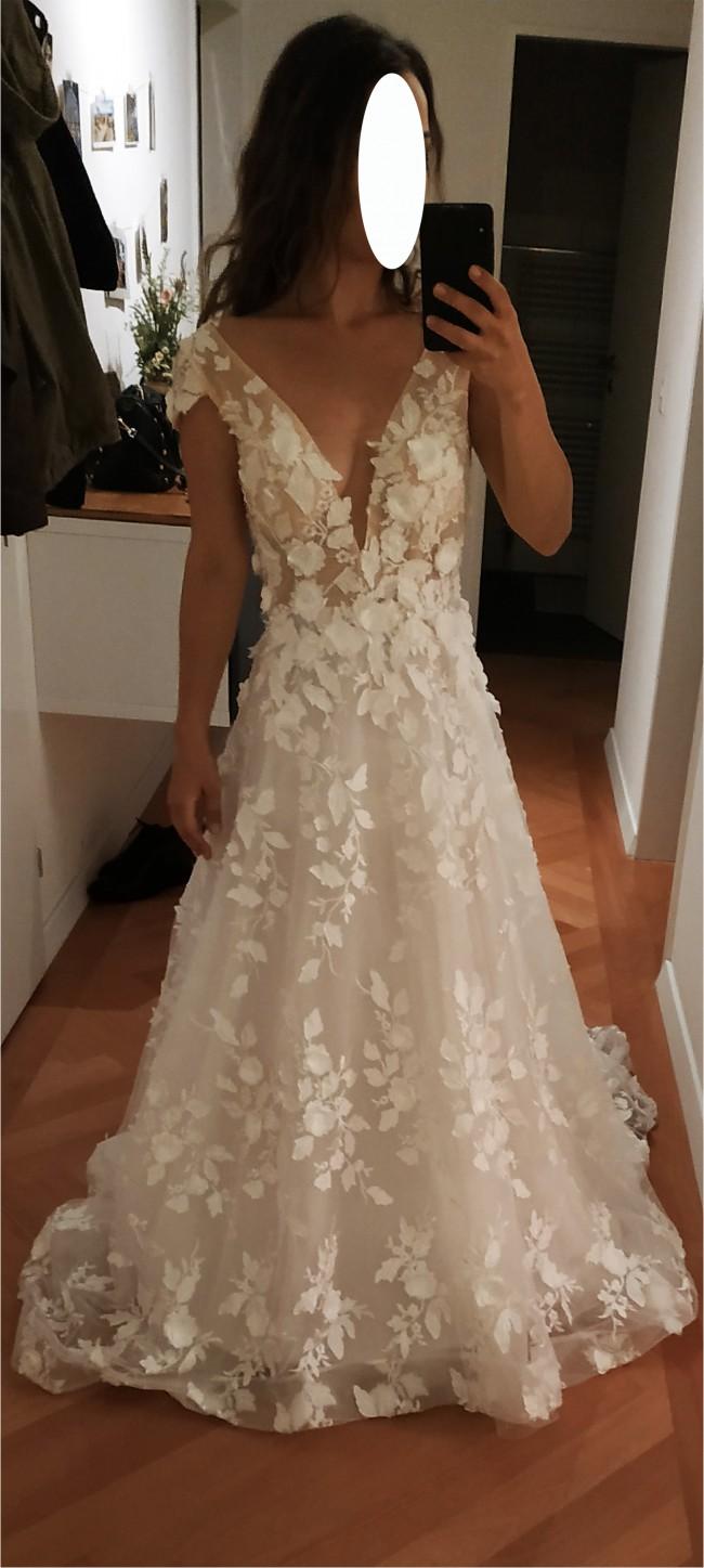 Custom Gown Inspired by Berta