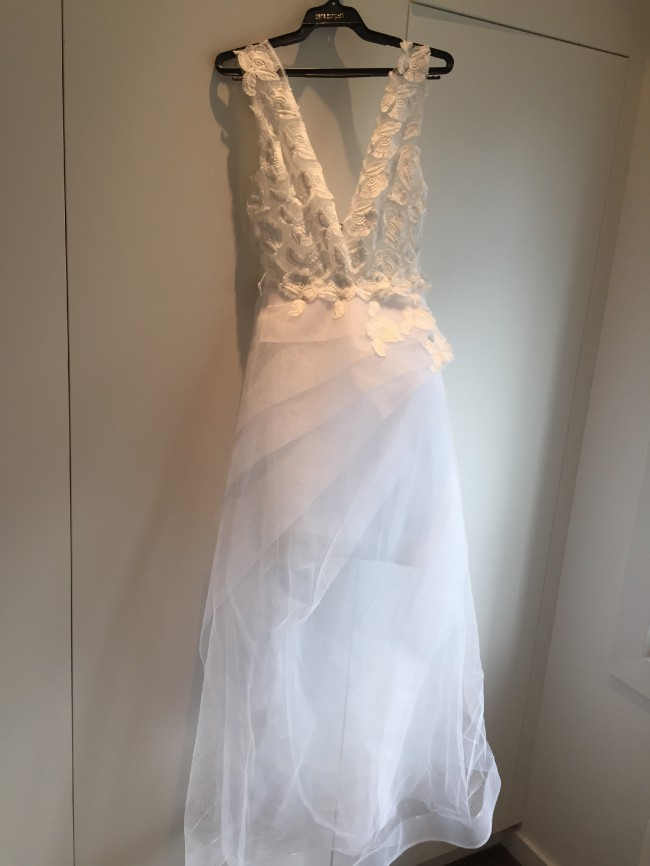 Carla Zampatti New Wedding Dress On Sale 67 Off Stillwhite Australia