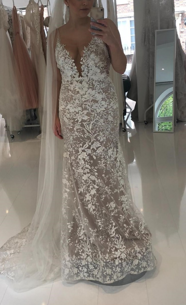Berta, Style 18-108 'Billy Faires style dress'