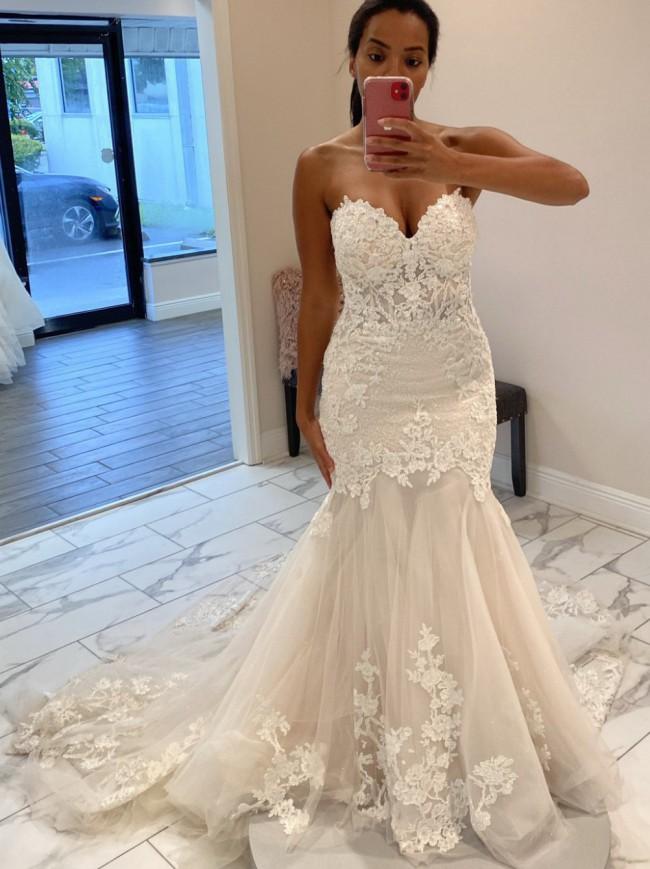 Allure Bridals 9756