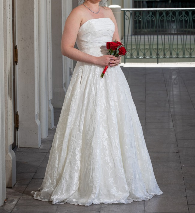 David's Bridal, NTWG3907