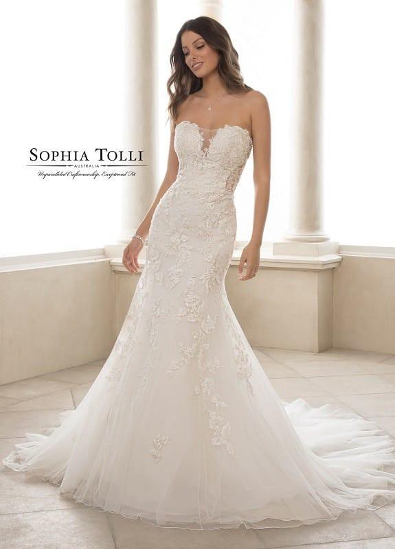 Sophia Tolli Olivine