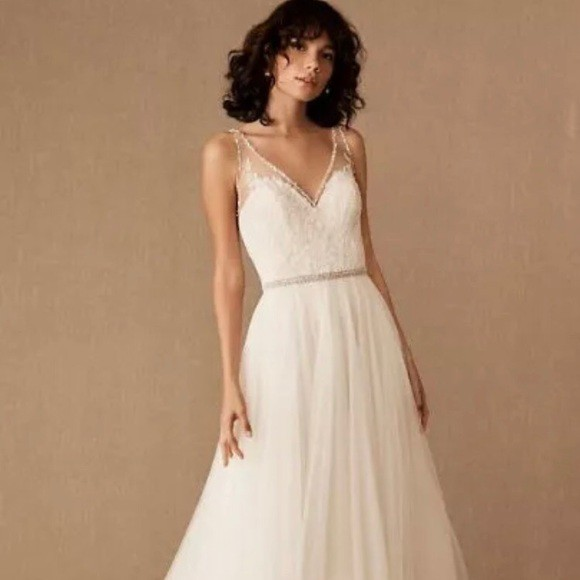 BHLDN Wutoo by Watters Cassia Gown