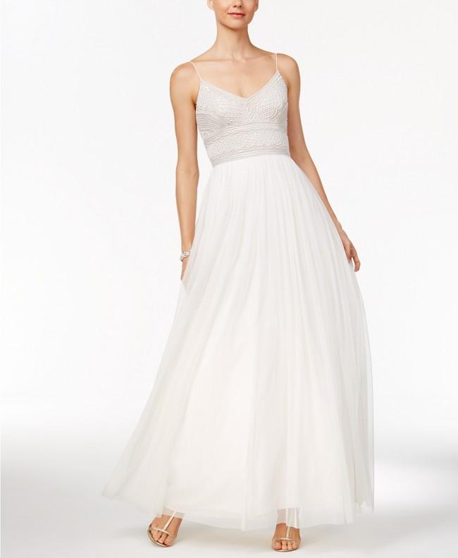 Adrianna Papell Naya Dress