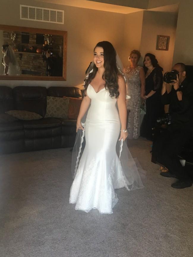 Allure Bridals Allure Bridal