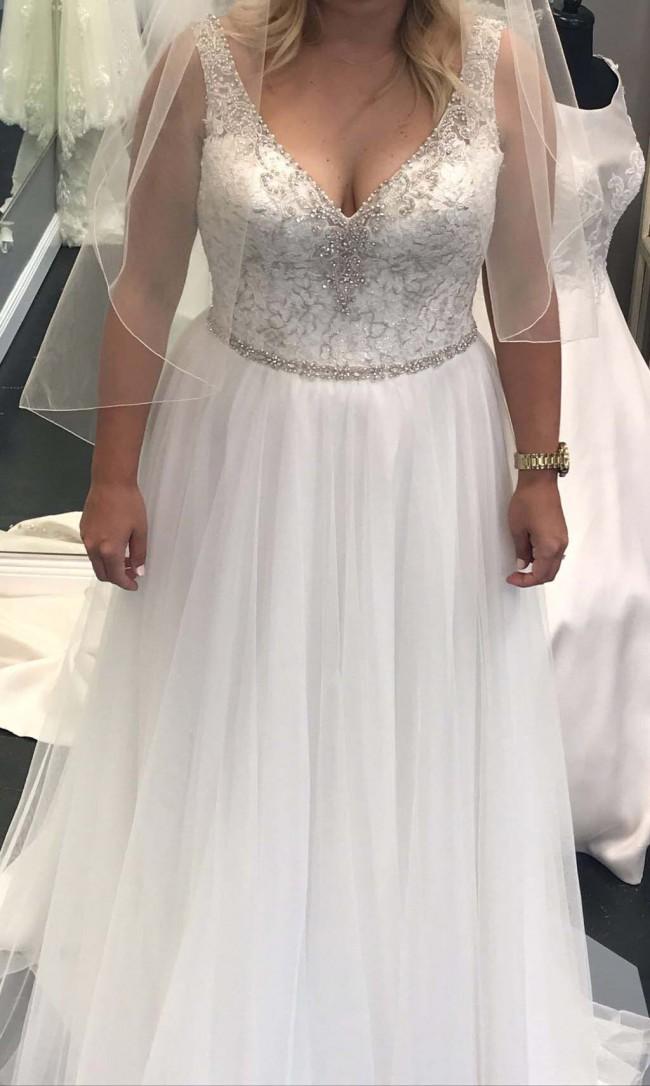 Allure Bridals 9373