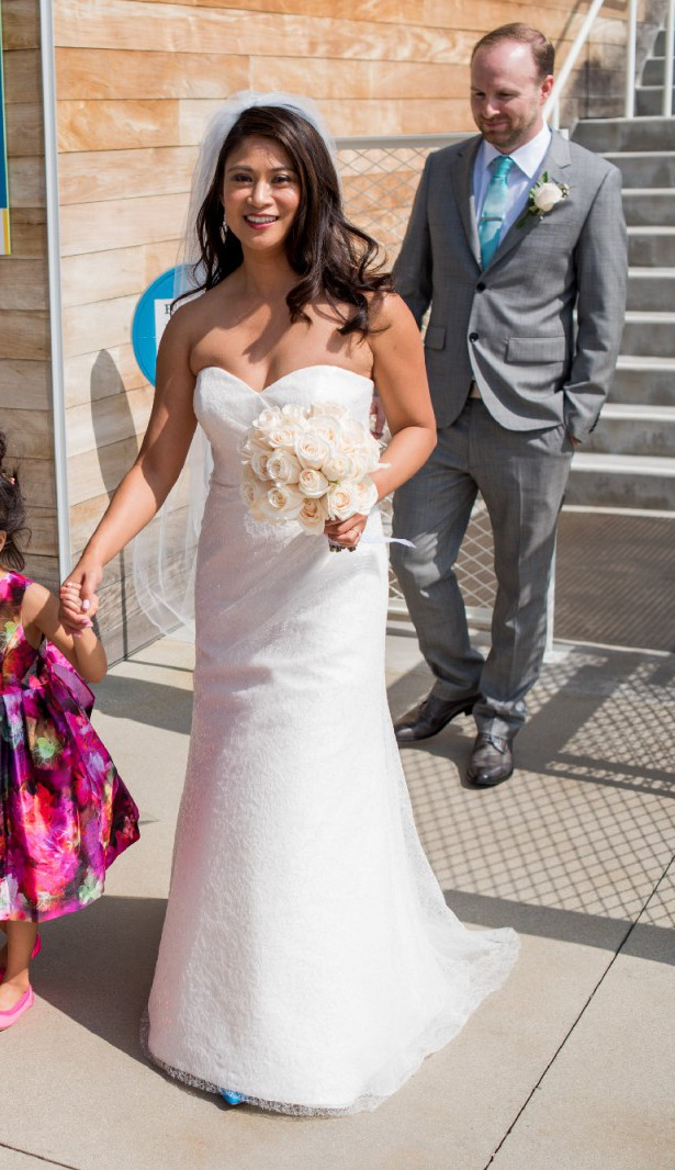 02c111d8808 Jenny Yoo Taylor Savoy Sequin Tulle 1451B Preloved Wedding Dress on ...