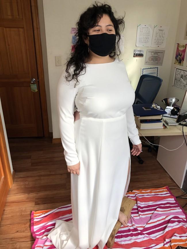 BHLDN Amy Kuschel Redding Gown