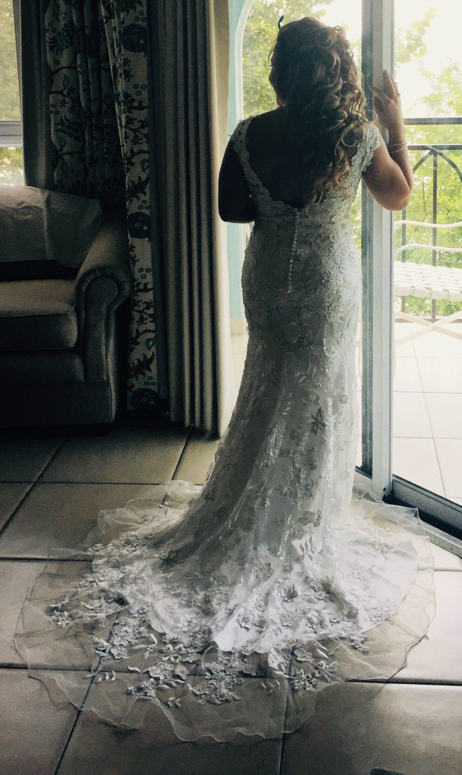 Allure Bridals Style Number 8800