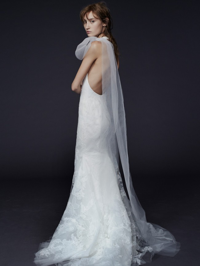Vera Wang,  New Piper Gown