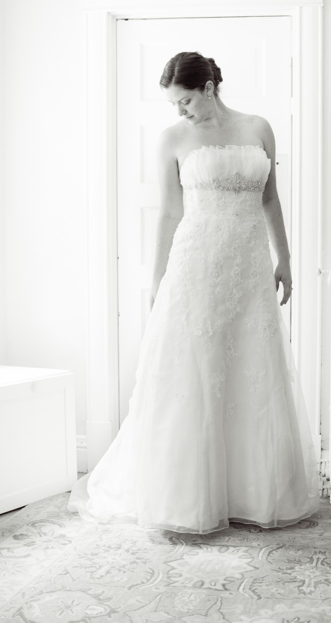 David's Bridal Collection WG 3121