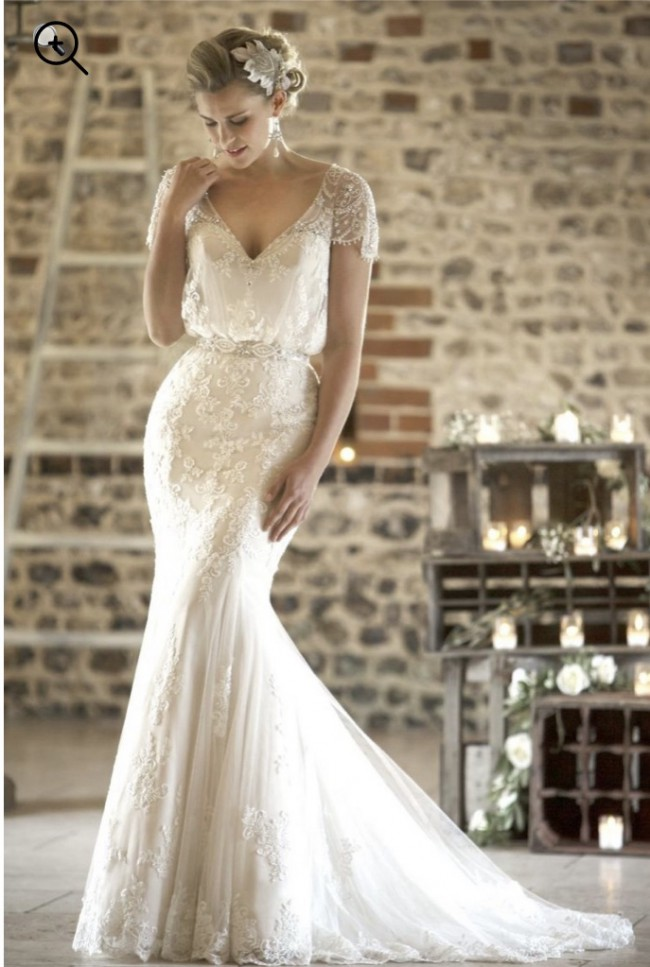 True Bride Della W225