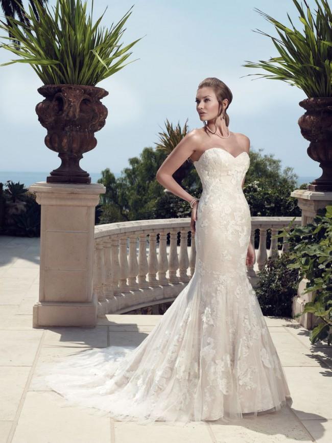 Casablanca Bridal Style 2142