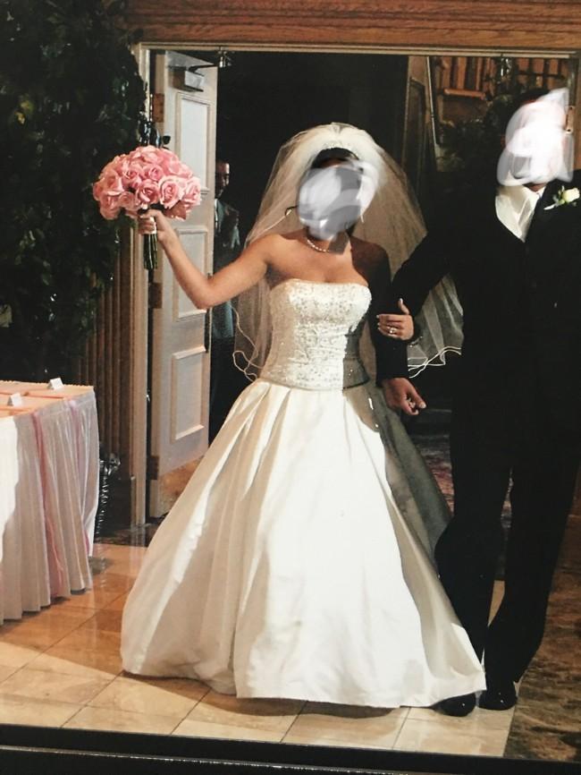 Diamond Bride, A-Line