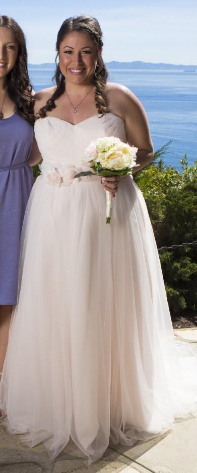 David's Bridal 9WG3802