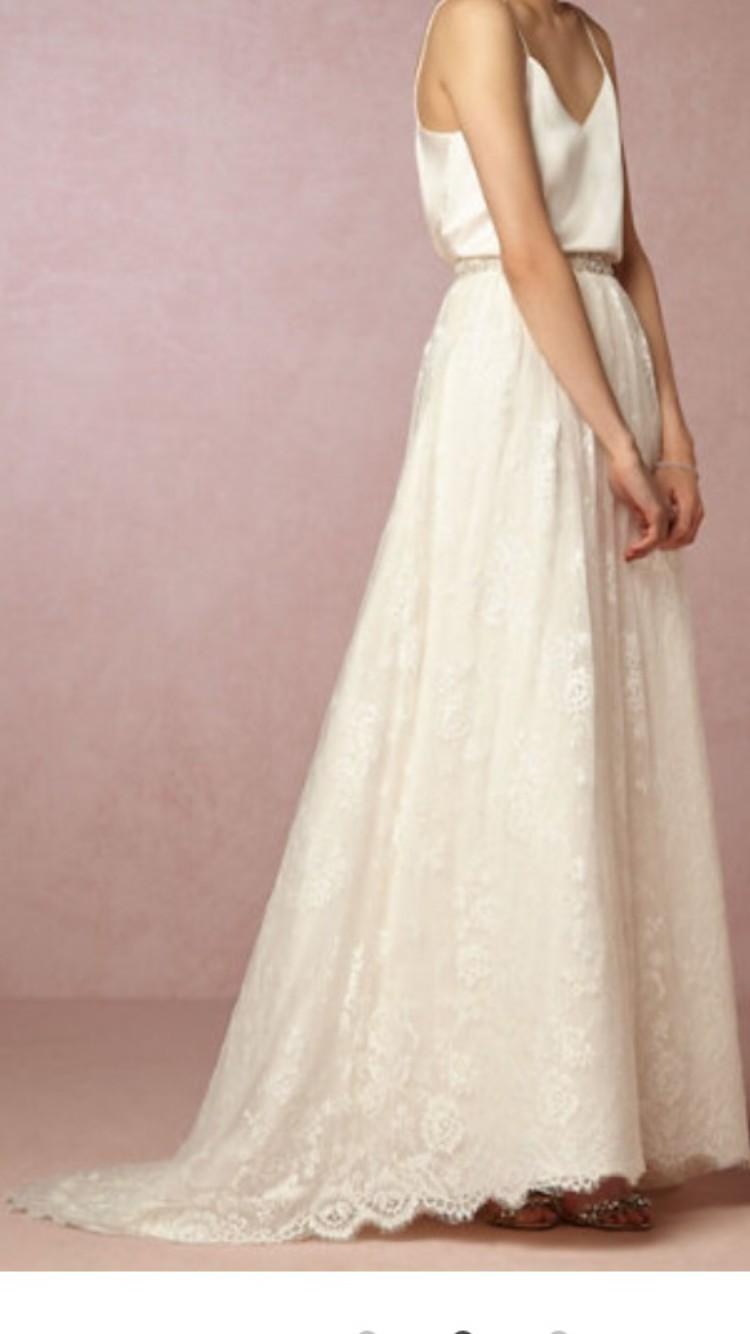 Ivy Amp Aster Amber Skirt New Wedding Dress On Sale 62 Off