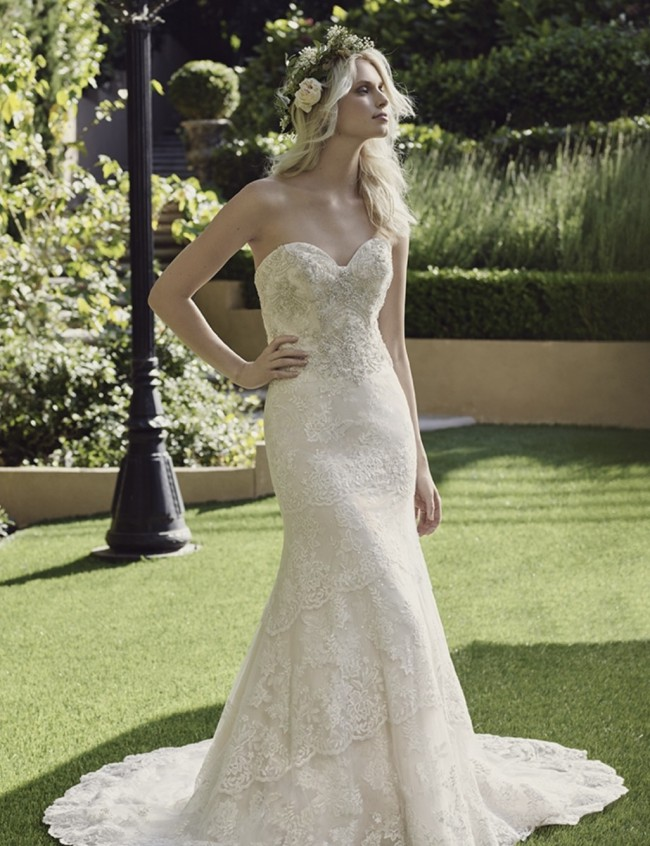 Casablanca Bridal Iris