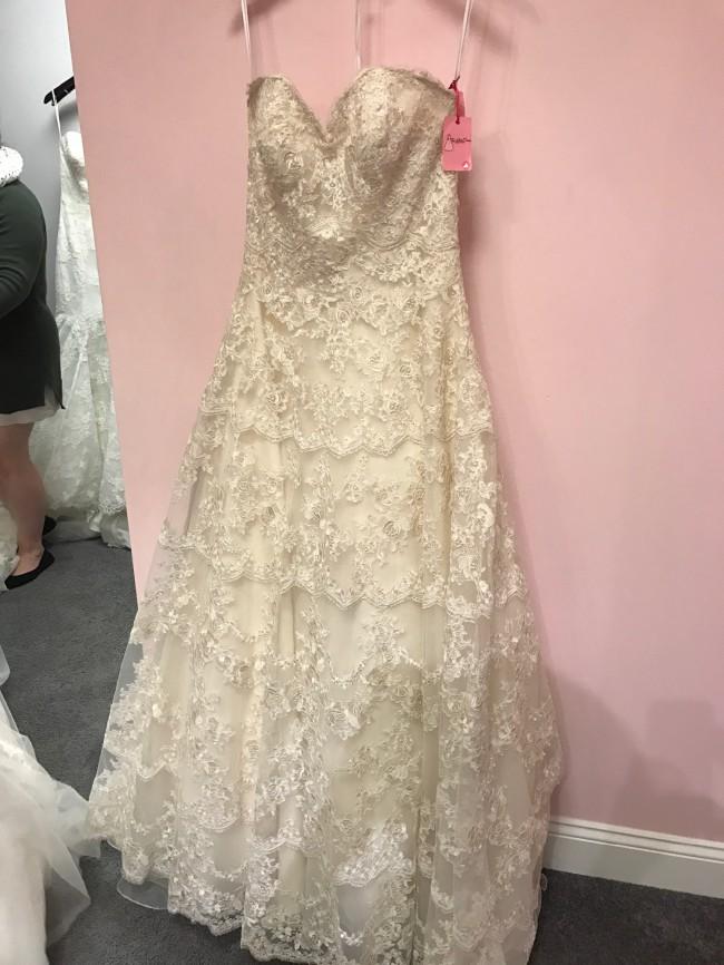 Allure Bridals 9156