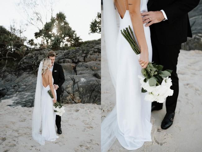 Natalie Rolt, Virgo Gown (Made in Dynasty Silk)