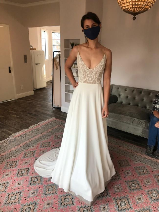 Scout Bridal Golden Gown